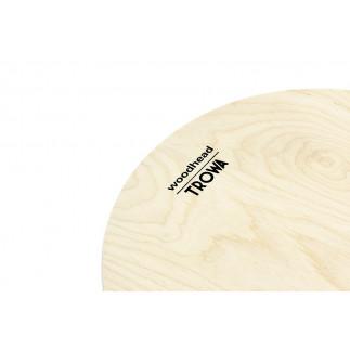 Woodhead - Schlagzeugfell aus Holz